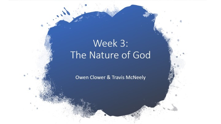 The Nature of God in Mormon Theology – LDS Series – Ep.3