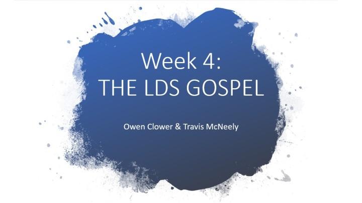 The Gospel According to Mormons – LDS Series – Ep.4